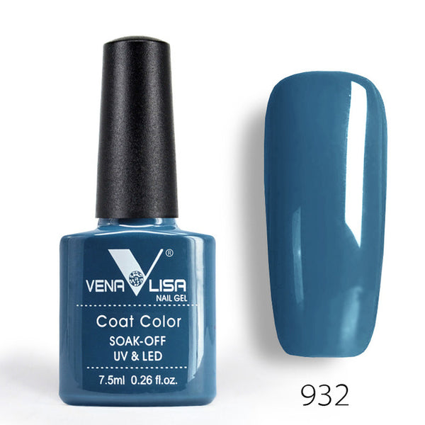Vibrant Gel Nail Polish, 60 Colors, Perfect Manicure, High Reviews