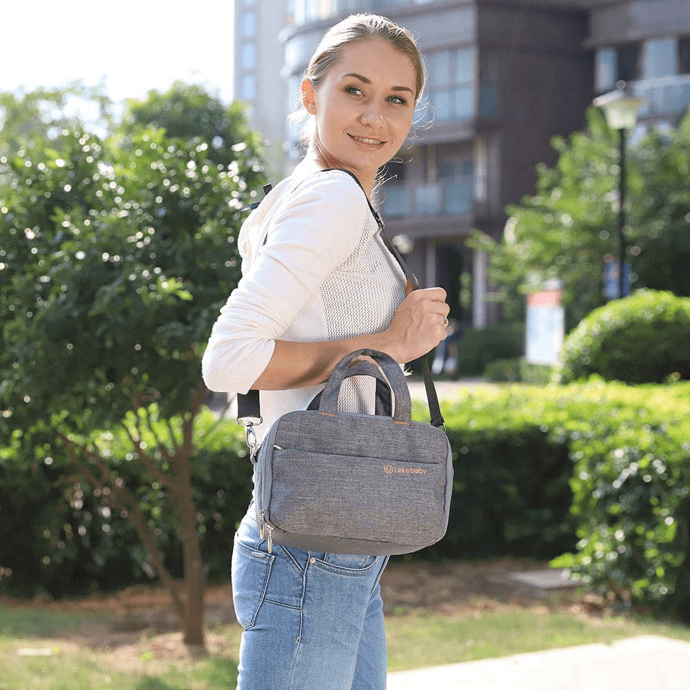 lekebaby Cooler Bag for Breast Milk