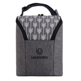 lekebaby baby bottle bag