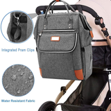 Spacious Diaper Bag