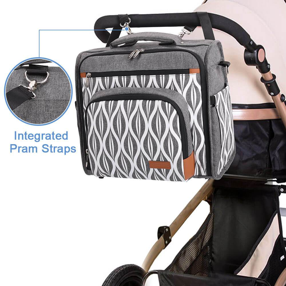 Multi-Function Diaper bag backpack