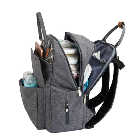 Lekebaby sortable Traveling Diaper Bag Backpack