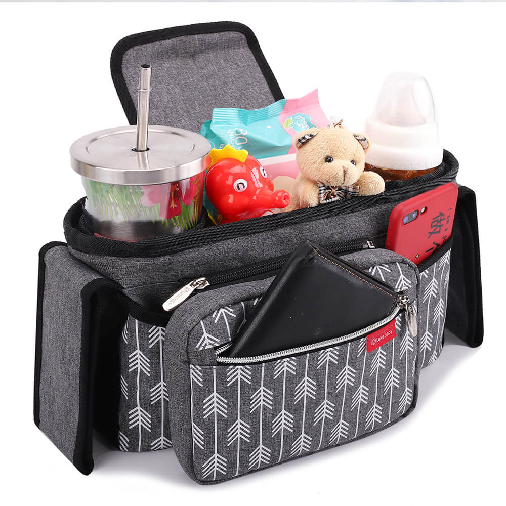 Lekebaby Stroller Storage Bag