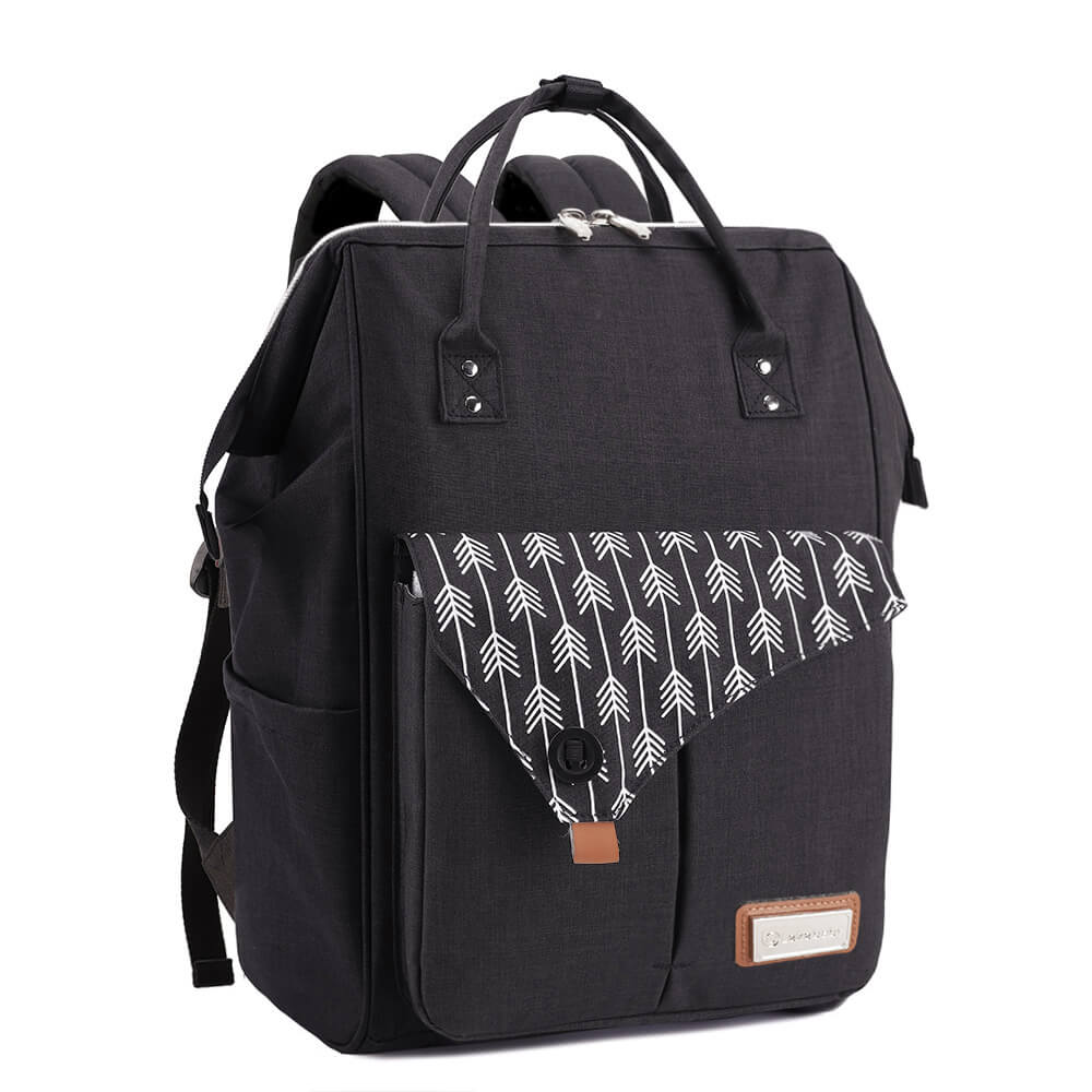 lekebaby Multi-Function Diaper Bag