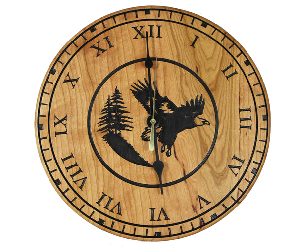 Roots and Wings Clock