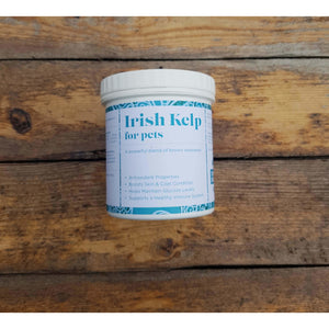 Irish Kelp Raw Dog Holistic supplement Storganics Dublin Ireland Online