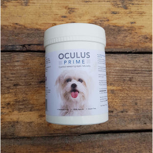 Oculus Prime Raw Dog Holistic supplement Storganics Dublin Ireland Online