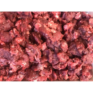 Paleo Ridge Lamb Breast Heart Raw Complete Dog Food Storganics Online