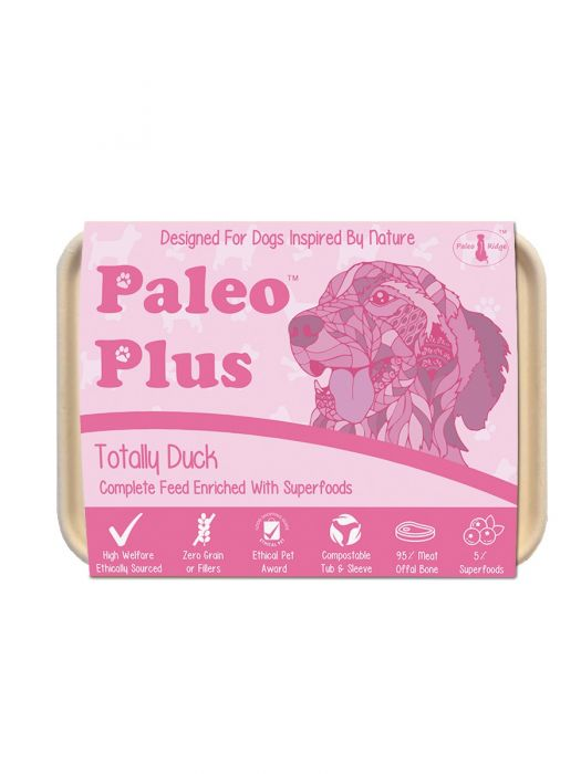 Paleo Plus Totally Duck 500g