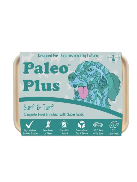 Paleo Plus Surf & Turf 500g