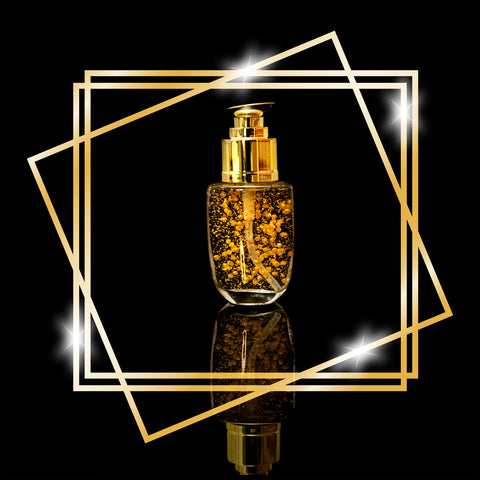24k active gold hydrating collagen caviar vitamin C serum - Harvey Cooper