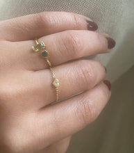 14K Gold Colores Ring