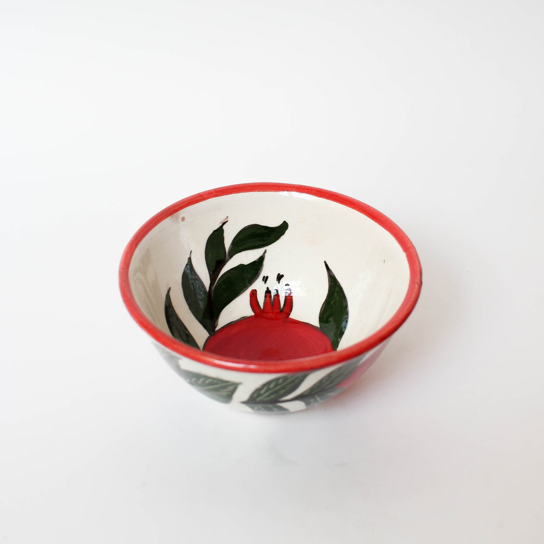 Small Pomegranate Bowl