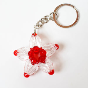 Handmade Star Key Chain