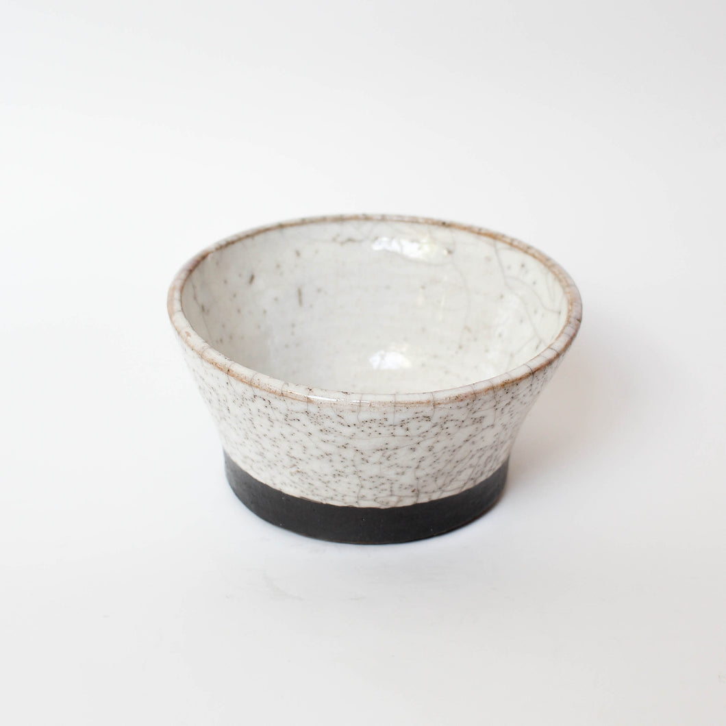 Black and White Ceramic Bowl (Code 10)