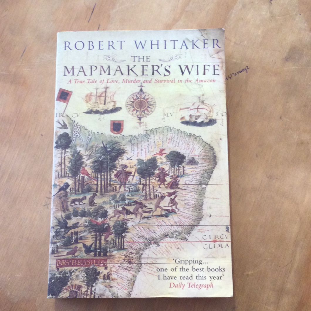 Robert Whitaker the mapmakers