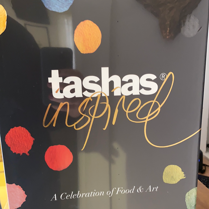 Tashas inspired cookbook