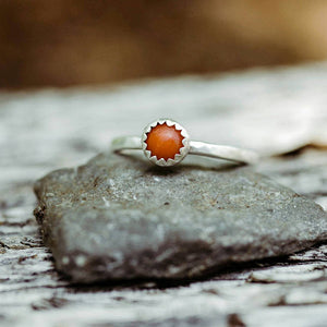 Coral Ring - CUSTOM SIZING - Alissa Taylor Designs