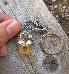 Keychain Accessory(flower vial NOT included) - Alissa Taylor Designs