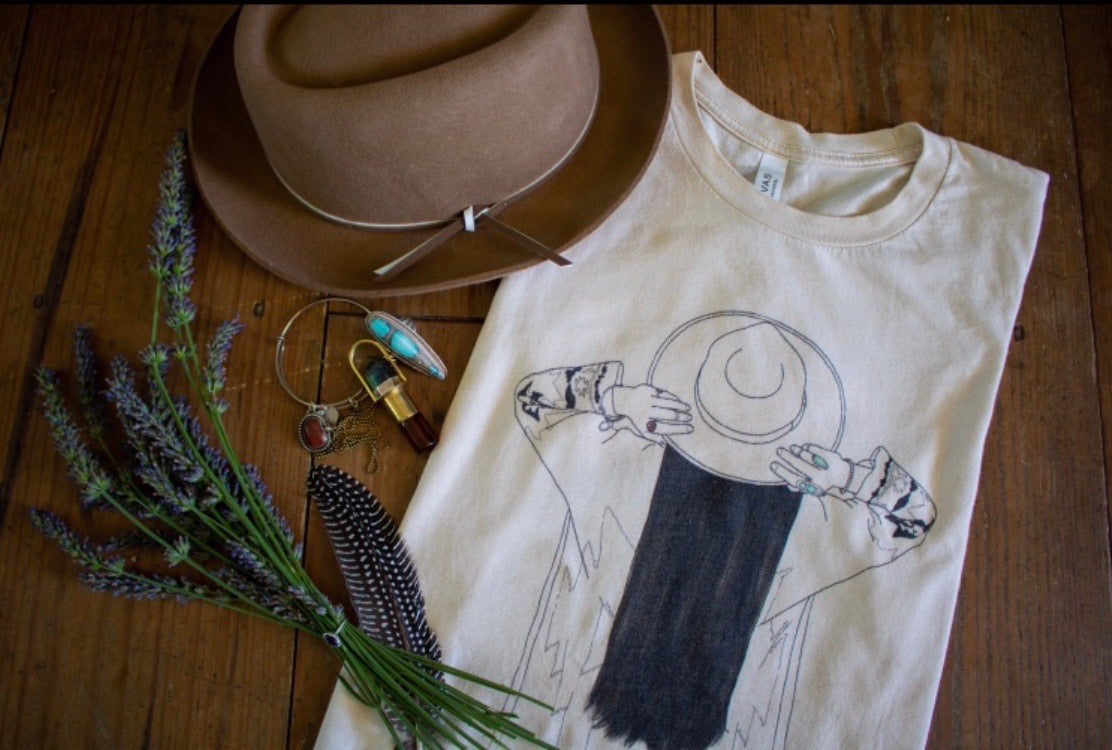 Graphic Tee - Alissa Taylor Designs Adventure Awaits