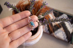 Spiny Oyster Turquoise Necklace