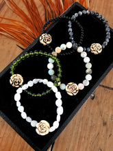 Load image into Gallery viewer, Power Mala Bead Bracelets | Alissa Taylor Designs