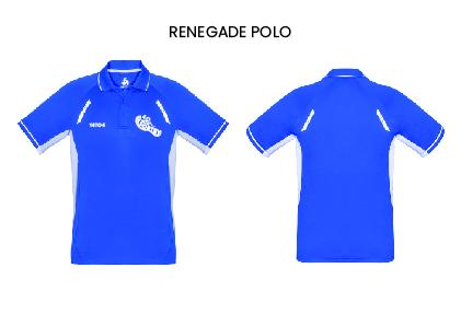40 for Fortey Mens Renegade Polo