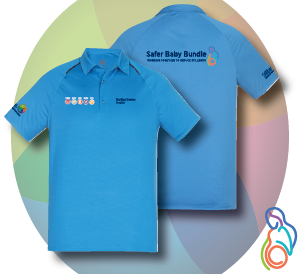 Darling Downs Health - Safer Baby Bundle Mens Academy Polo