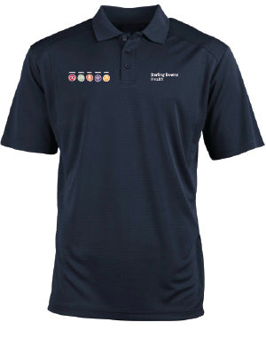 Darling Downs Health Values Mens Lucky Bamboo Polo