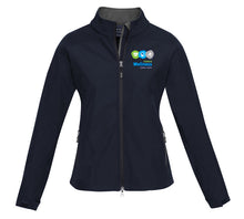 DDHHS Wellness Ladies Geneva Jacket - Front - Mock-up