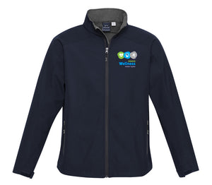 DDHHS Wellness Mens Geneva Jacket Front - Mock-up