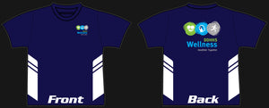 DDHHS Wellness Tasman Tee Mock-up