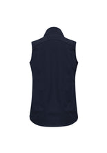 Biz Collection Ladies Geneva Vest Back - Plain