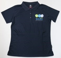 DDHHS Wellness Ladies Keira Polo - Front
