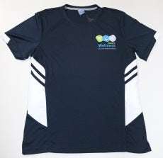 DDHHS Wellness Ladies Tasman Tee - Front