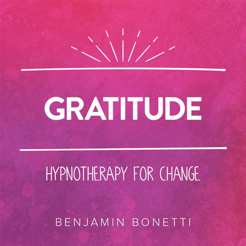 Gratitude - Hypnotherapy For Change