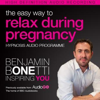 The Easy Way to Relax During Pregnancy