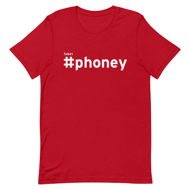 PHONEY #FUBAR Short-Sleeve T-Shirt