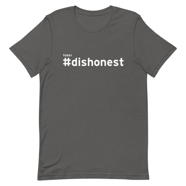 DISHONEST #FUBAR Short-Sleeve T-Shirt