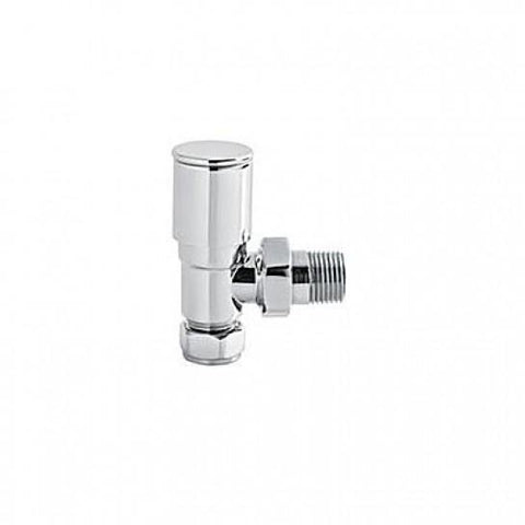 Lazzarini Minimalist Radiator Valve Pack (Angled) Valves & Heating Elements