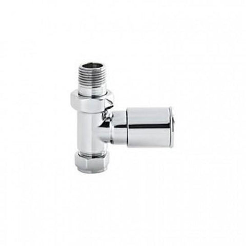 Lazzarini Minimalist Radiator Valve Pack (Straight) Valves & Heating Elements