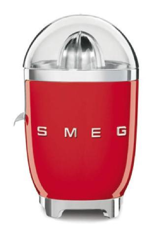 Smeg CJF01RDUK Red Citrus Juicer - KBME
