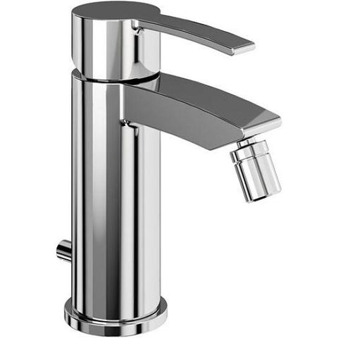 Britton Bathrooms Clearwater Baths Sapphire Bidet Mixer With Pop Up Waste Bidet Mixers & Douches
