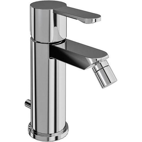 Britton Bathrooms Clearwater Baths Crystal Bidet Mixer With Pop Up Waste Bidet Mixers & Douches