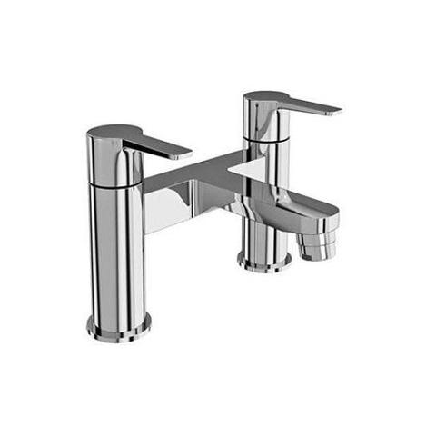 Britton Bathrooms Clearwater Baths Crystal Bath Filler