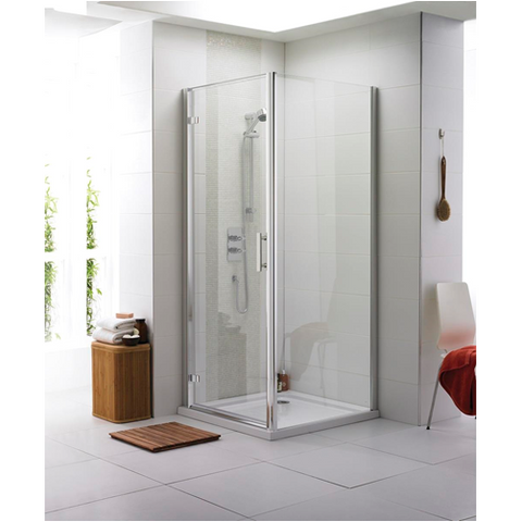 G Hinge Door 900mm Shower Enclosure - KBME