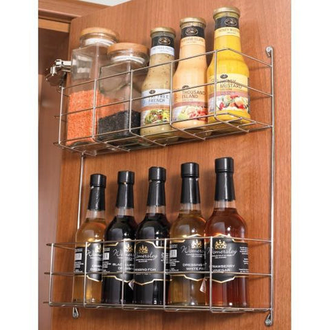 2 Tier Spice Rack Kitchen Gadgets