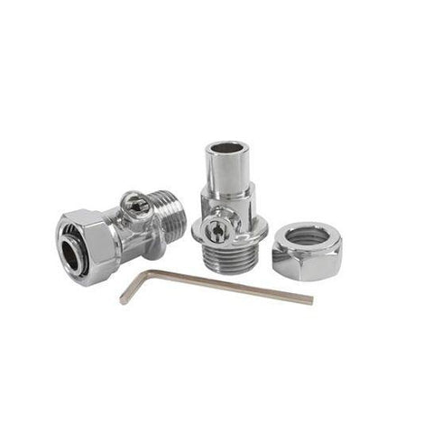 Radmaster Isolation Tails Radiator Valves & Heating Elements