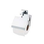 Aqualux Pro 5000 Toilet Roll Holder with Cover