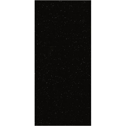 Elation Black Stardust Laminate Worktop - KBME